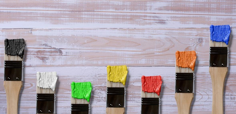 barvy na nábytek