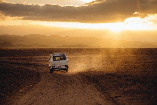 Volkswagen na cestách